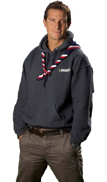 Chief Scout - Bear Grylls